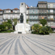 War Memorial in Porto, Portugal — Stock Photo