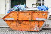 Dumpster — Stock Photo