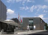 Nordic Embassies in Berlin, Germany — Stock Photo