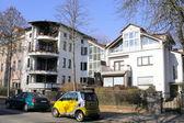 Modern housing estate in Berlin, Germany — Stock Photo