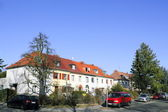 Housing estate in Berlin, Germany — Stock Photo