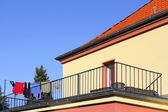 Single Family House In Berlin — Stock Photo