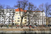 Berlin city idyll — Stockfoto