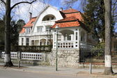 Grunewald Villa in Berlin, Germany — Stock Photo