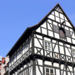 Old half-timbered house in Halle (Saale), Germany — Stock Photo #25273313