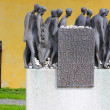 Stock Photo: Bad Toelz Memorial, Bavaria