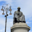 James Watt Monument — Stock Photo
