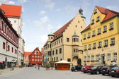 Old town of Noerdlingen, Germany — Stock Photo