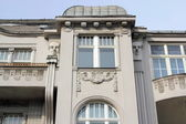 Art Nouveau House in Berlin, Germany — Stock Photo