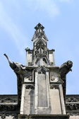 Details of the Cathedral in Ulm, Germany — Stock Photo