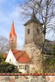 Village vert berlin lichterfelde — Photo
