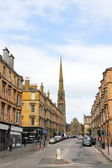 Old City of Glasgow, UK — Stock Photo