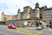 Historic Glasgow hospital — Stock Photo