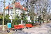 Berlin Grunewald in Germany — Stock Photo