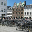 Bike City Copenhagen — Stock Photo