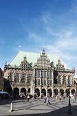 City Hall Bremen — Stock Photo