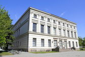 Lion Building University of Halle (Saale) — Stock Photo