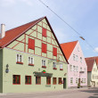 Old Town of Nordlingen — Stock Photo