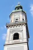 Parish Church of St. George — Stock Photo