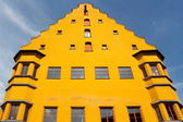 Hall building in Nordlingen — Stock Photo