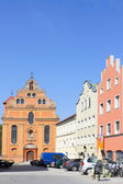 ブルクハウゼン聖ヨセフ — ストック写真