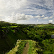 Scottish Highlands Panorama — Stock Photo #13343092