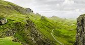 Scottish Highlands — Stock Photo