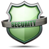 Coat of Arms Security — Stock Vector