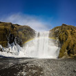 Stock Photo: skogafoss