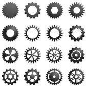 Cogwheels — Stock Vector