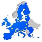 evropská unie — Stock vektor
