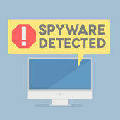 Spyware — Stock Vector