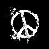Pace di grunge — Vettoriale Stock