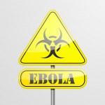 RoadSign Ebola — Stock Vector #51115825