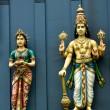 Hindu deities . — Stock Photo