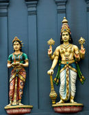 Hindu deities . — Photo