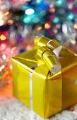 Christmas present — Stock fotografie