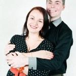 Happy smiling couple — Stock Photo #18803335