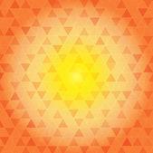 Abstrato vermelho e laranja — Fotografia Stock