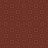 Dekorativ retro mönster — Stockvektor