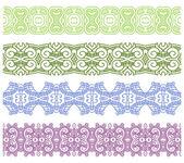 Ornamental seamless pattern — Stock Vector