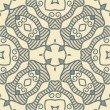 Vector square decorative design element - 