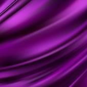 Sfondo di seta viola — Foto Stock