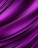 Purple Silk Background — Stock Photo