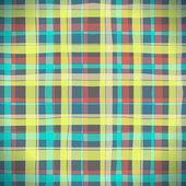 Абстрактный шотландский плед — Cтоковый вектор