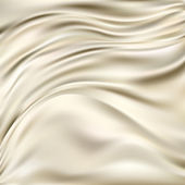 Abstract Vector Texture, Gold Silk — Stock Vector