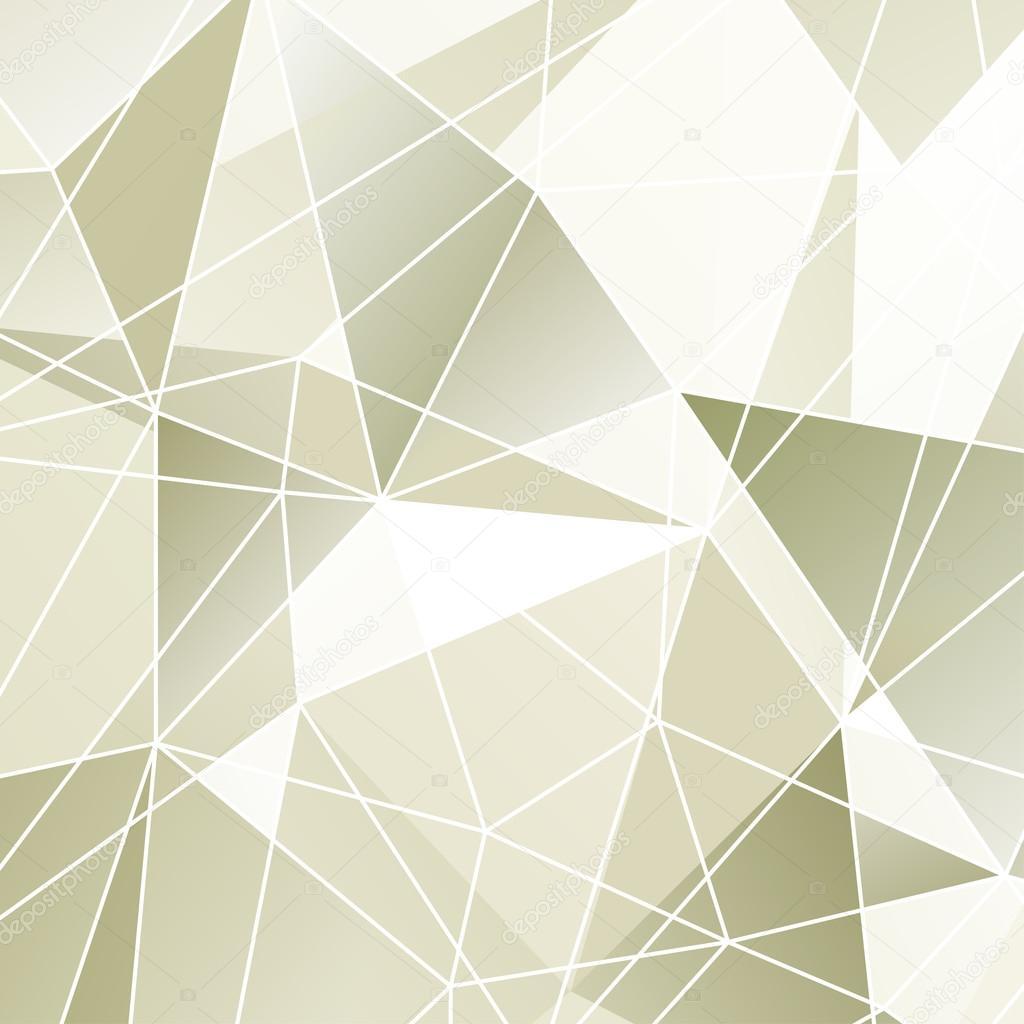 抽象的红色三角形条纹背景