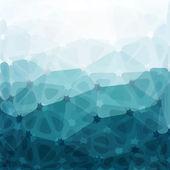 Astratto sfondo blu — Vettoriale Stock