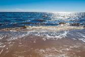 Beautiful blue sea  — Stock Photo