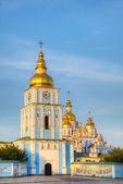 Klasztor st. michael w kijowie, ukraina — Zdjęcie stockowe